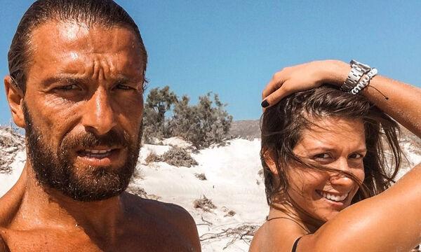 Γιάννης Μαρακάκης: Η πρώτη φώτο στο Instagram που κρατά την κόρη του αγκαλιά μας έκανε να λιώσουμε