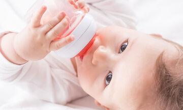 Μπορώ να δώσω χαμομήλι στο μωρό;