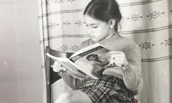 Κι όμως αυτό το κοριτσάκι είναι πασίγνωστη Ελληνίδα ηθοποιός - Την αναγνωρίζετε; (pics)