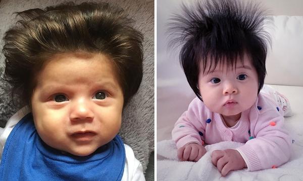 Αυτά τα μωρά έχουν τα πιο περίεργα και αστεία χτενίσματα που κυκλοφορούν στο διαδίκτυο (pics)