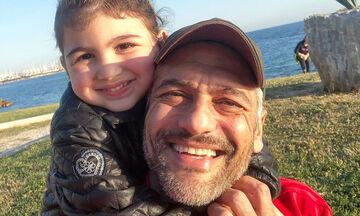 Στέλιος Κρητικός: Το ωραιότερο χαμόγελο του κόσμου το έχει η κόρη του, Κόμησσα (pics)