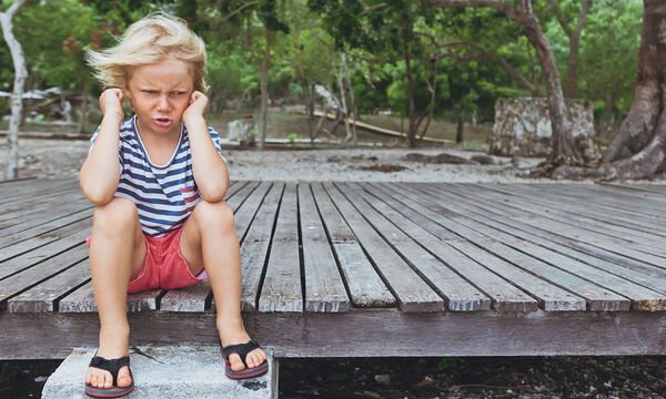 Τι είναι τα ξεσπάσματα ή αλλιώς temper tantrums;