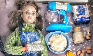 Οι Barbie της καραντίνας: Οι αγαπημένες κούκλες την εποχή του κορονοϊού