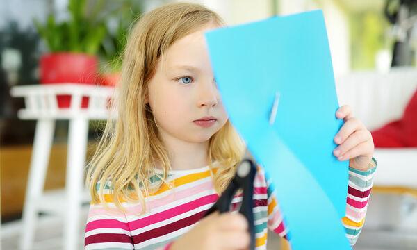 Εύκολες χειροτεχνίες για παιδιά με χαρτί και χωρίς κόλλα (vids)