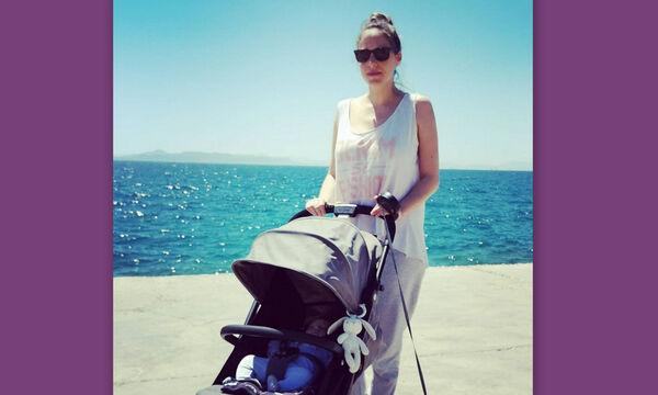 Αλεξάνδρα Ούστα: Θα ξετρελαθείς όταν δεις τη νέα φωτό με το μωράκι της