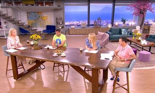 Το πρωινό: Δάκρυσε η Φαίη Σκορδά on air – Τι έγινε; (Video)