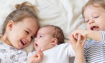 Αυτά είναι τα πρώτα αντανακλαστικά του μωρού που πρέπει να γνωρίζετε