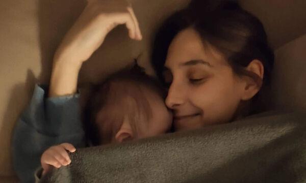 Φωτεινή Αθερίδου:Θα πάθετε πλάκα με το σώμα της 9 μήνες μετά τη γέννα