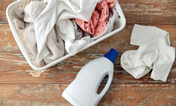 Ο σωστός τρόπος για να πλύνετε τα ρούχα του μωρού