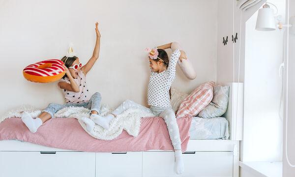 Γιατί τα παιδιά πρέπει να έχουν το δικό τους προσωπικό χώρο