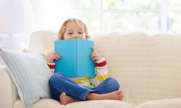 Δραστηριότητες για παιδιά: Φτιάξτε το δικό σας εικονογραφημένο βιβλίο (vid)