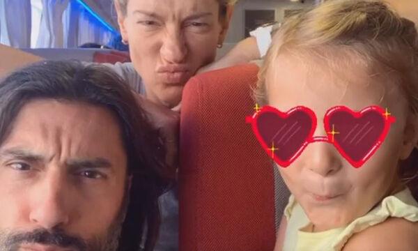 Ζέτα Δούκα: Η κόρη της σε ρόλο personal trainer - Δείτε βίντεο (vid)