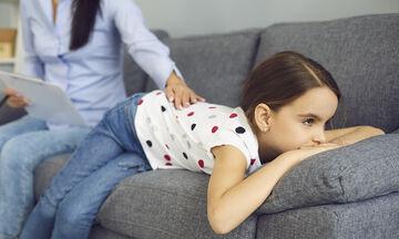 Πότε πρέπει το παιδί μου να επισκεφτεί ψυχολόγο