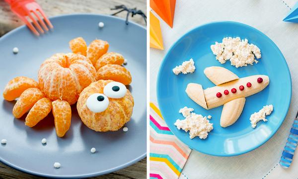 Έξι ευφάνταστοι τρόποι να σερβίρετε τα φρούτα στα παιδιά (pics)