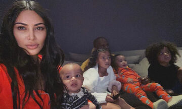 Τα άγνωστα παιδιά της Kim Kardashian (pics)
