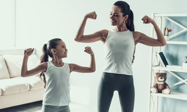 Το πεντάλεπτο της μαμάς: To πρόγραμμα γυμναστικής που θα σε σώσει