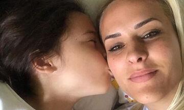 Έλενα Ασημακοπούλου: Η τρυφερή & άκρως καλοκαιρινή φώτο με την κόρη της