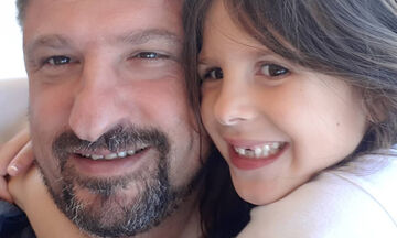 Νίκος Χαρδαλιάς: Η μικρή κόρη του έχει γενέθλια - Δείτε τι ανέβασε (pics)