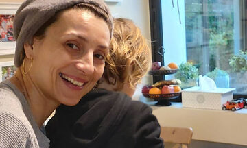 Ευδοκία Ρουμελιώτη: Η καλοκαιρινή φώτο με τον γιο της που πρέπει να δεις