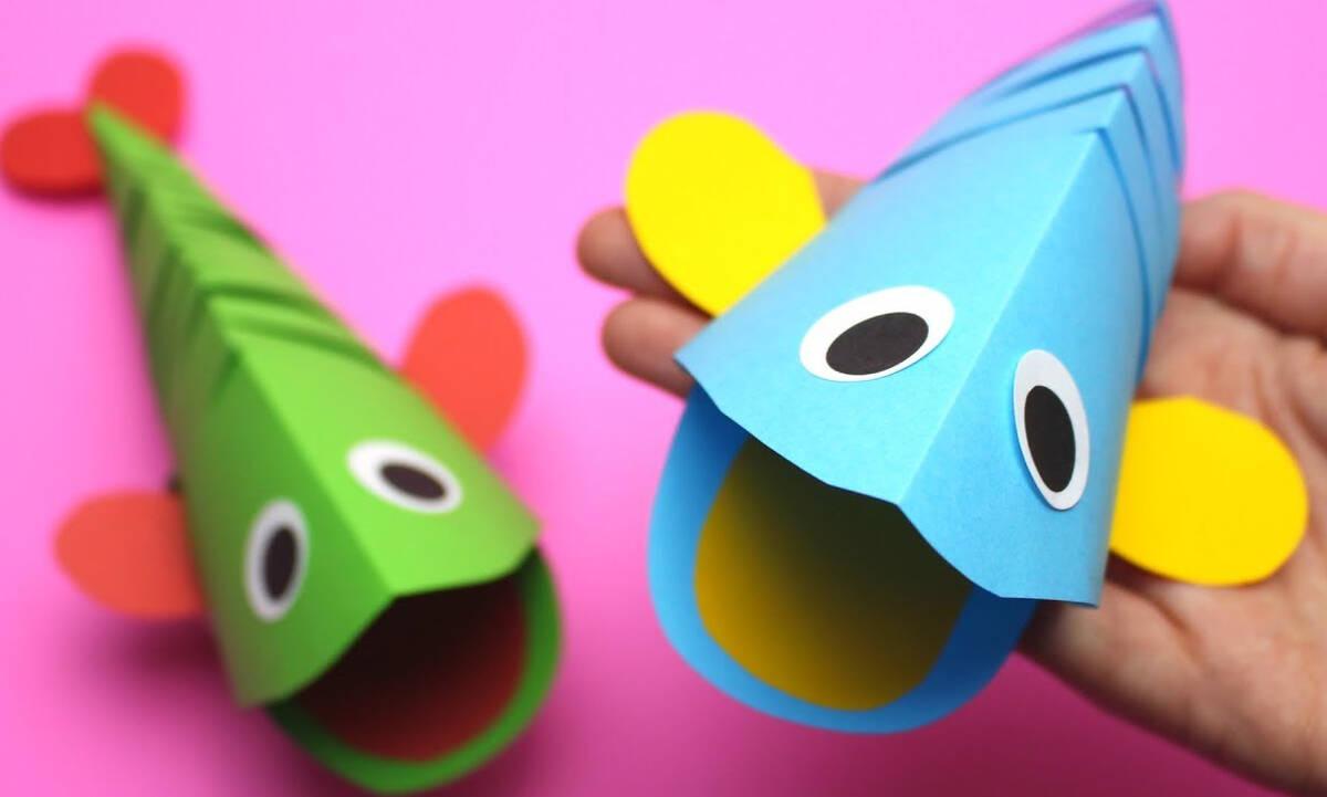 Καλοκαιρινές χειροτεχνίες για μικρά και μεγάλα παιδιά (βίντεο)