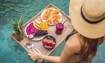 Εύκολη δίαιτα: Χάστε δύο κιλά σε μια εβδομάδα (vid)
