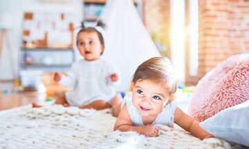 Μοντεσσοριανή εκπαίδευση: Δραστηριότητες για ένα μωρό 7 μηνών