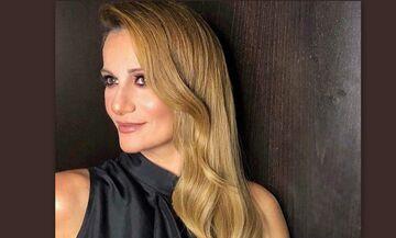 Δέσποινα Ολυμπίου: Θα ξετρελαθείς με τη σπάνια φώτο του γιου της