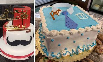 Γιορτή του Πατέρα: Δέκα τούρτες που κάνουν θραύση στο Instagram (pics)