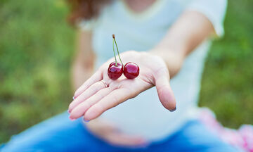 Κεράσια στην εγκυμοσύνη: Τα επτά σημαντικά οφέλη που δε γνωρίζατε