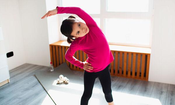Γυμναστική για παιδιά: 20λεπτο πρόγραμμα ενδυνάμωσης (vid)