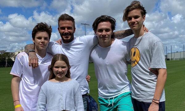 David Beckham: Είναι ένας πολύ τρυφερός μπαμπάς και ιδού οι αποδείξεις