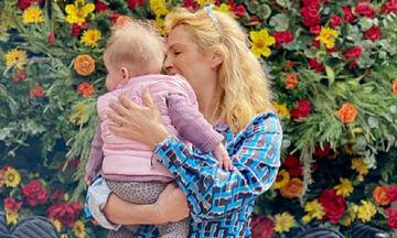 Τζένη Μπότση: Τη νέα τρυφερή φώτο της κόρης της πρέπει να τη δεις