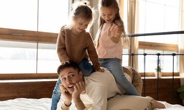 Η σημασία του πατέρα στη ζωή ενός παιδιού