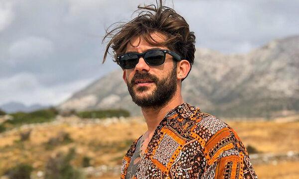 Γιώργος Λασκαρίδης:Ο παίχτης του MasterChef μας δείχνει την βαφτιστήρα του