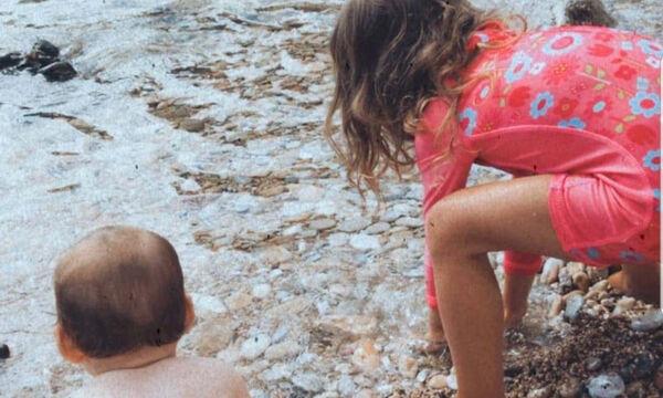 Γνωστή Ελληνίδα μαμά φωτογραφίζει τα παιδιά της - Δείτε πόσο μεγάλωσαν