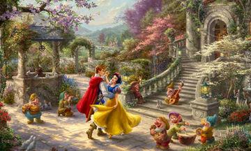 Απίθανες ζωγραφιές Disney που είναι πιο εντυπωσιακές και από τις ταινίες