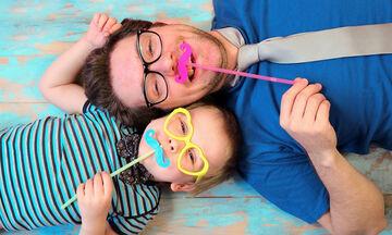 Τι σημαίνει να είσαι «καλός» μπαμπάς;