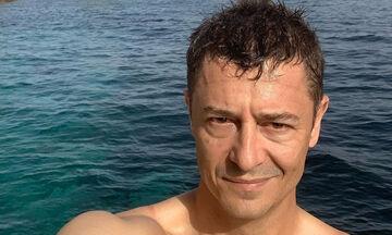 Αντώνης Σρόιτερ: Σπάνιες φορές που έχει δημοσιεύσει φώτο με τις κόρες του