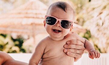 #SummerBabies: Τα καλοκαιρινά μωράκια του Instagram - Δείτε υπέροχες φώτο
