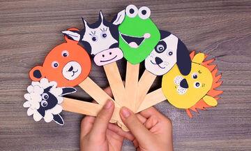 Απίθανες χειροτεχνίες που μπορείτε να φτιάξετε με τα ξυλάκια από το παγωτό