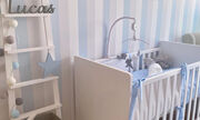 Βρεφικό δωμάτιο: Διακοσμήστε το σε παστέλ αποχρώσεις  (pics)