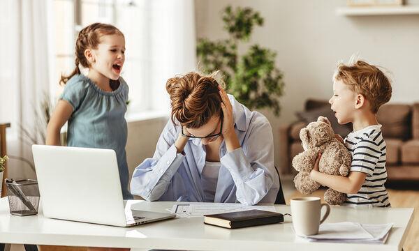 Έξι αποτελεσματικοί τρόποι να διαχειριστεί μια μαμά το άγχος της