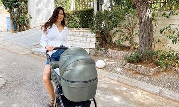 Φλορίντα Πετρουτσέλι: Νέα φώτο με τον γιο της - Απλά θα λιώσετε (pics)