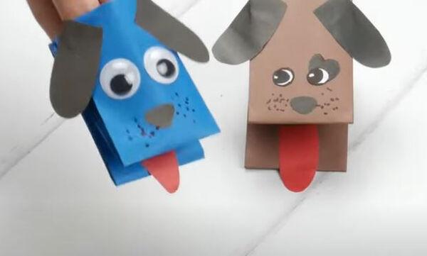 Πέντε τρόποι να φτιάξετε εντυπωσιακά puppets στο σπίτι (vid)