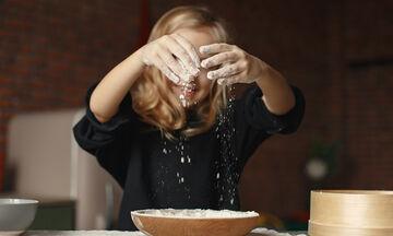 Εύκολα γλυκά για παιδιά - Συνταγές που μπορούν να φτιάξουν μόνα τους