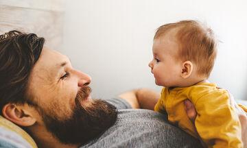 Οι μπαμπάδες του σήμερα περνούν τον τριπλάσιο χρόνο με τα παιδιά τους