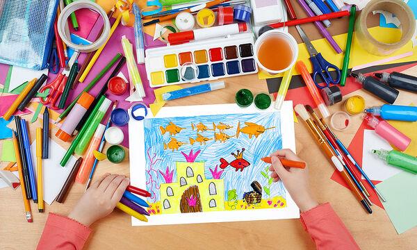 Ζωγραφική για παιδιά: Εύκολοι τρόποι να σχεδιάσουν τα ζώα της θάλασσας