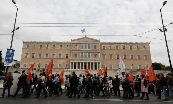 Περιορισμοί και απαγορεύσεις στις διαδηλώσεις - Τι προβλέπει το νομοσχέδιο