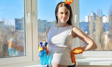 Πέντε δουλειές του σπιτιού που πρέπει να αποφεύγεις στην εγκυμοσύνη