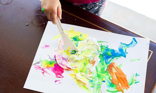 Δραστηριότητες με αφρό ξυρίσματος που θα ενθουσιάσουν τα παιδιά (vid)